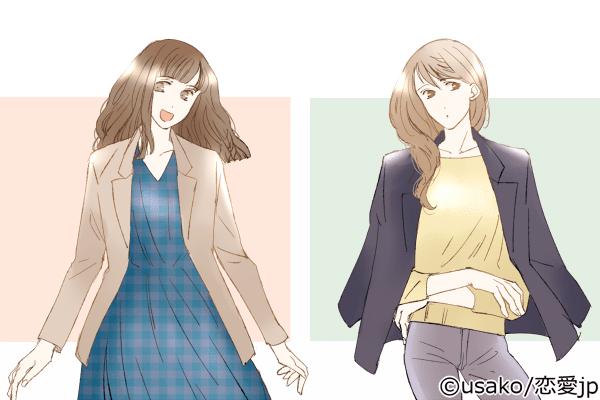 カジュアルラブ♡秋の「テーラードジャケット」ラブモテコーデ