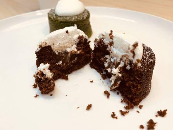 【あったかいコーヒーと一緒に♡】スタバのケーキがめっちゃ美味!