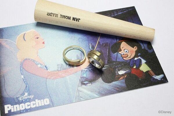 【JAM HOME MADE 】<ピノキオ>のペアリングとオルゴールが素敵すぎる♡