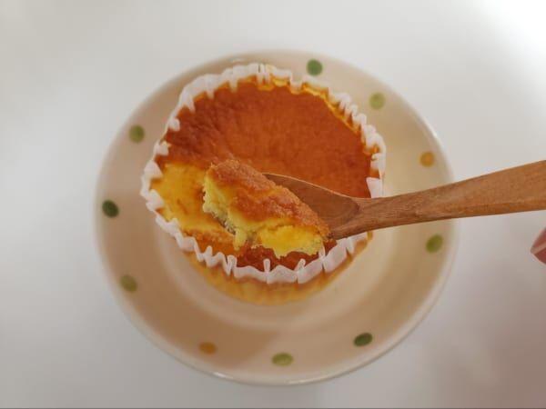 【セブンスイーツ】バスクチーズケーキが芳醇&濃厚で最高においしい♡