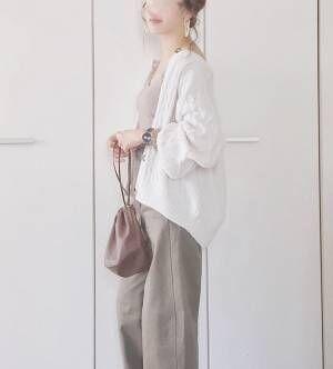 オシャレ女子はコレ♡【GU】のおすすめ「ニットコーデ」4選