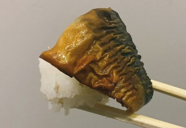 【セブン】「炙り焼きさば寿司」は旨味が凝縮されてる!