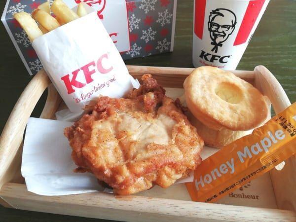 【KFC】500円の「ケンタランチ」が美味しいだけじゃなく超お得♡