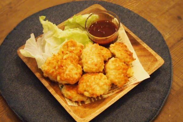 【お弁当にピッタリ】冷めても美味しい「手作りチキンナゲット」レシピを紹介!
