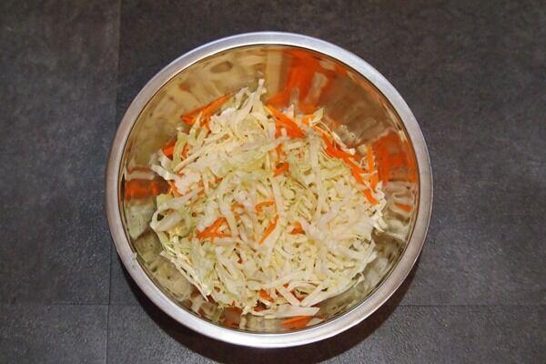 大人も子どもダイスキ!【コールスローサラダ】の美味しい作り方を教えます♡
