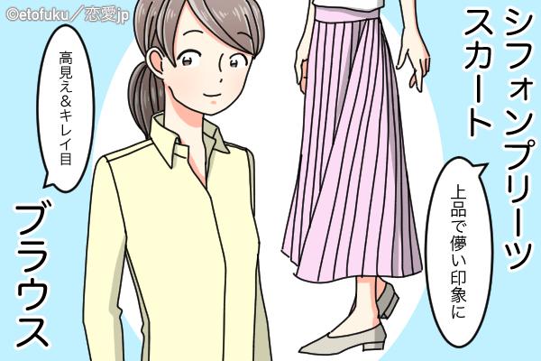 【オトナ女子必見!】UNIQLOで作る「キレイめコーデ」4つ!