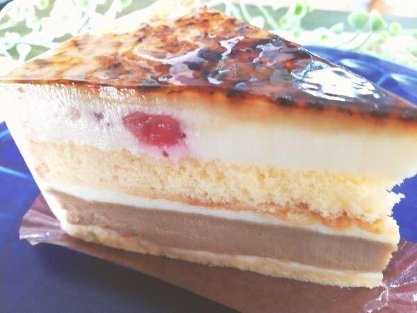 【シャトレーゼ】新作「苺とダージリンのシブースト」が春の訪れを感じる美味しさ♡