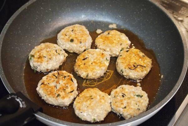 【ヘルシー&美味しい】メインおかずにぴったりの「和風豆腐ハンバーグ」簡単レシピ