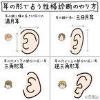 【パーツ診断】〇〇耳の人は婚期を逃す?!「耳の形で分かるアナタの性格」って?