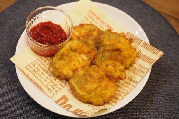 大人も子どもも好きな味♡「鶏むね肉のピカタカレーチーズ風味」レシピを紹介!