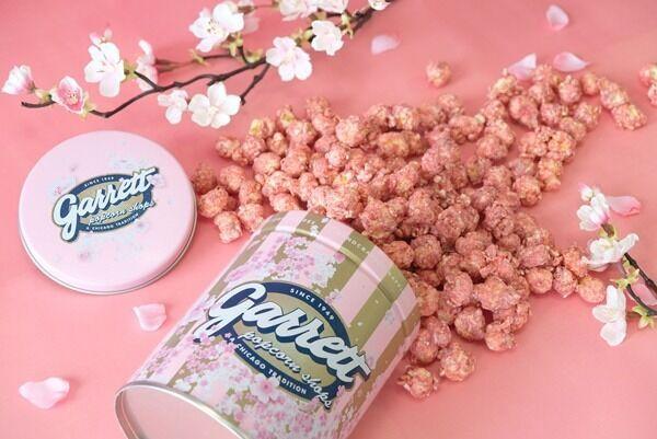 【ギャレット】季節限定「ベリーベリーホワイトチョコレート」春色全開で可愛く美味♡