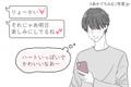 きゅんっ♡男が思わずニヤける「可愛いLINE」4選