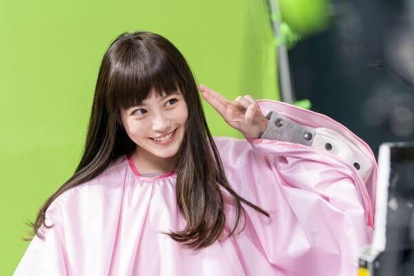 お得なCMで話題!今田美桜さんのイメチェンが可愛すぎる!?