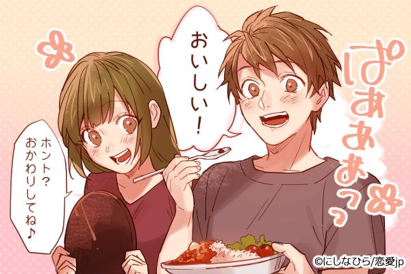 レストランより美味しい♡男が「彼女に作ってほしい手料理」4選