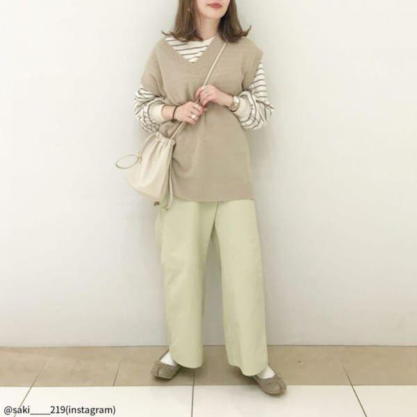 今日のコーデの主役はコレ♡【ZARA】の「注目パンツコーデ」4つ