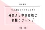 【12星座別】「しし座」はイケメン好き?外見より中身重視な女性ランキング(12位~9位)