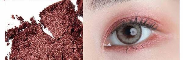 人気韓国ブランド「DHOLIC」!ローズシャドウで作る「色っぽメイク」♡