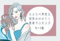 【星座別】ハイスぺ男性と相性のいい星座ランキング(4位~1位)