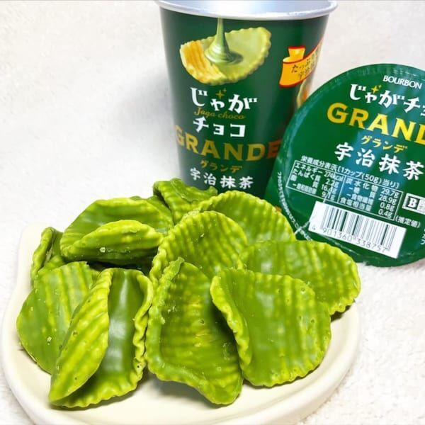 抹茶好きさん必見!「お菓子メーカー3社」話題の抹茶のお菓子5選