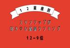 【12星座別】スキンシップが好き♡な星座ランキング(12位~9位)
