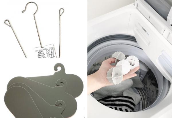コレは便利すぎ!【100均】の即買い必至な「洗濯グッズ」3選