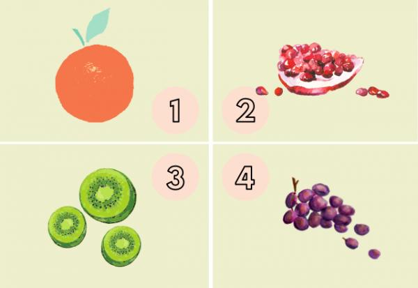 好きなフルーツでわかる!あなたの基本性格