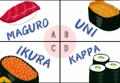 【性格診断】好きなお寿司のネタでわかる性格