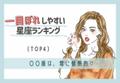常に情熱的♡一目惚れしやすい星座ランキング(TOP4)