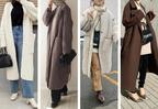 一着は欲しい♡着るだけでこなれ感!「ロングコート」のお洒落コーデ4選