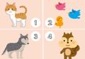 直感で選んで!【恋愛心理テスト】動物から分かるあなたの「執着度」