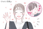 愛おしすぎる…♡男が恋に落ちる【女性の表情】とは?