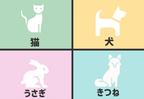 【恋愛心理テスト】2021年のモテ度テスト♡雪道の中で見つけた足跡は何の動物?