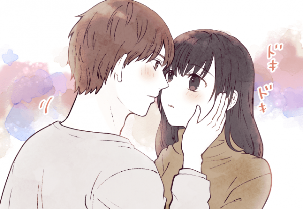 我慢なんか出来ないって…!彼が「キスしたくなる瞬間」って?