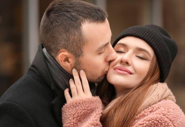 100点満点の可愛さだな♡男性が「キスしたい」と思う表情