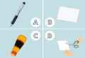 【心理テスト】選ぶ文房具で分かる「あなたの自立度」