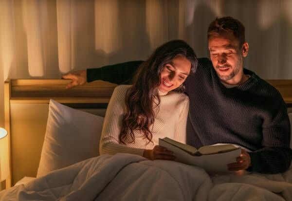 妻はこう思っています。「夫と毎日就寝前にしたいコト」4つ