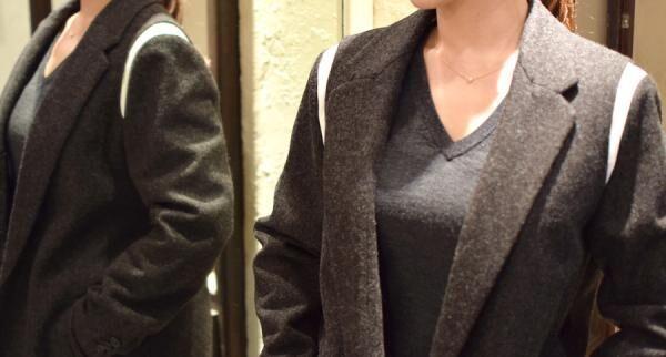 """定番コートの次に買いたい """"2枚目コート"""" とは?素材で選ぶコート3選"""