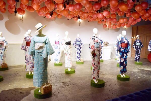 今年の浴衣はもう決めた?きもの館 創美苑の2017年新作をチェック!