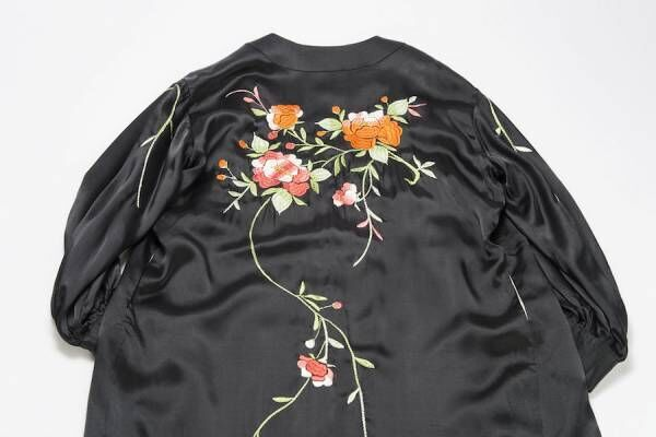 人気ブランド秋の刺繍アイテムをピックアップ!