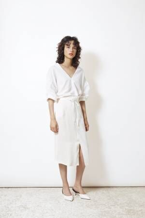 KENJI HIKINO 2018年春夏コレクション 心の波に身を委ねて
