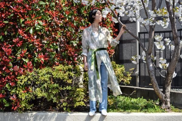 THE LADY / Inorganic Botanical