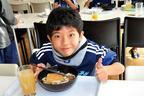 野菜の栄養が減ってきている!?食事量だけでは補えないサッカー少年に必要な「ビタミンとミネラル」