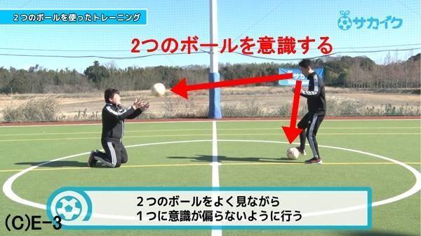 【初心者向け】  足元にばかり集中せず、同時に複数の動きができるようになる練習