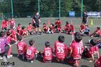 成長を実感することで自己肯定感UP! 子どもたちが自分で考えてプレーしだすサッカーキャンプの指導内容とは