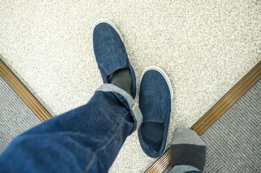 足のニオイ