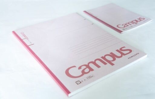 キャンパスデザインのスケッチブック