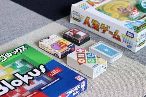 スマホアプリより面白い!子どもも大人も楽しめる「テーブルゲーム」3つ