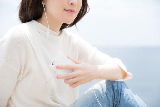 スマホ音楽