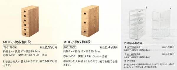 MDF収納