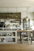 お気に入りのヴィンテージ家具と暮らすリノベーション【リライフプラス】